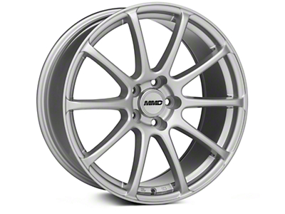 MMD Axim Silver Wheel - 19x8.5 (15-16 All)
