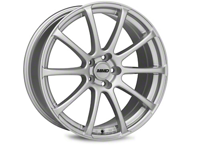 MMD Axim Silver Wheel - 20x8.5 (05-14 All)