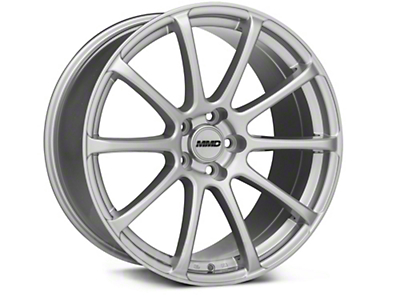 MMD Axim Silver Wheel - 20x10 (05-14 All)