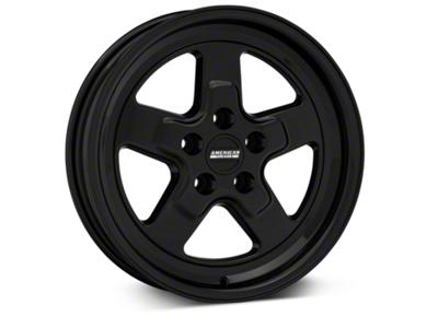 Drag Black Wheel - 17x4 (94-04 All)
