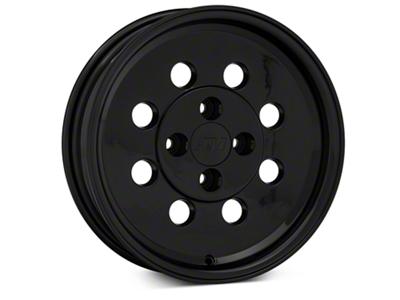 Classic Drag Black Wheel - 15x4 (79-93; Excludes 93 Cobra)