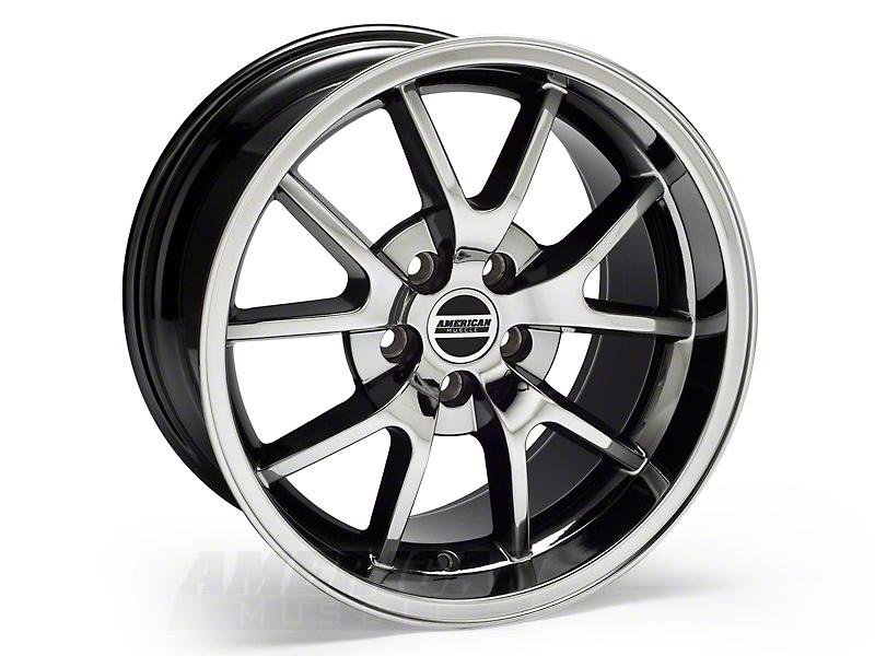 Deep Dish FR500 Black Chrome Wheel - 18x10 (94-04 All)