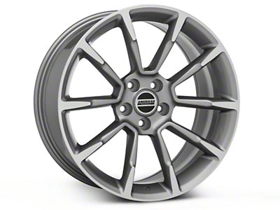 11/12 GT/CS Style Anthracite Wheel - 19x8.5 (05-14 All)
