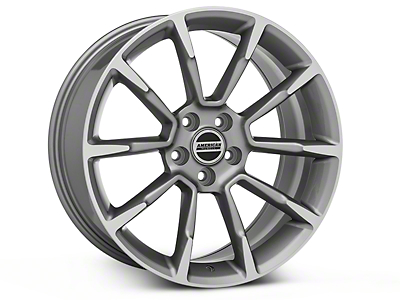 11/12 GT/CS Style Anthracite Wheel - 19x8.5 (94-04 All)