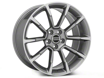 11/12 GT/CS Style Anthracite Wheel - 19x10 (05-14 All)