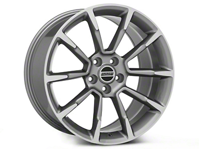 11/12 GT/CS Style Anthracite Wheel - 19x10 (15-16 All)