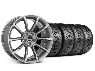 11/12 GT/CS Style Anthracite Wheel & Sumitomo Tire Kit - 18x9 (99-04 All)