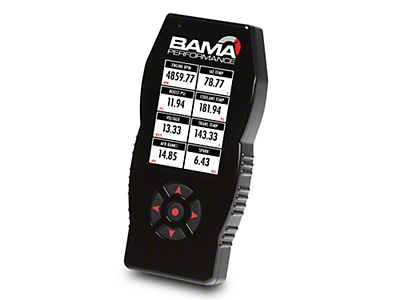 Bama X4/SF4 Power Flash Tuner w/ 2 Custom Tunes (15-16 V6)
