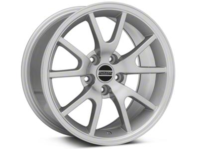 FR500 Style Silver Wheel - 17x9 (05-14 V6; 05-10 GT)