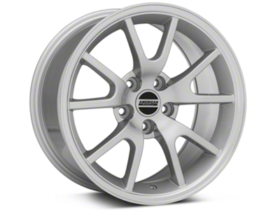 FR500 Style Silver Wheel - 17x9 (94-04 All)