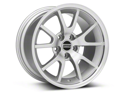 FR500 Style Silver Wheel - 17x10.5 (94-04 All)