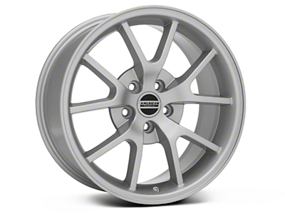 FR500 Style Solid Silver Wheel - 18x9 (05-14 All)