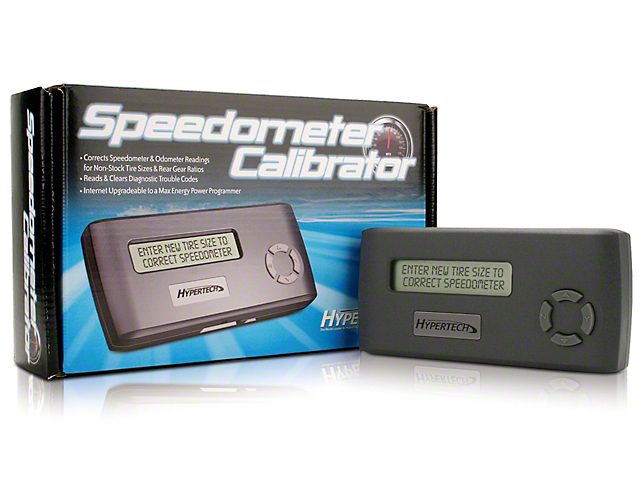 Hypertech Speedometer Calibrator (11-14 All)