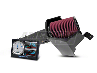 Bama JLT Cold Air Intake & Livewire TS Tuner (07-09 GT500)