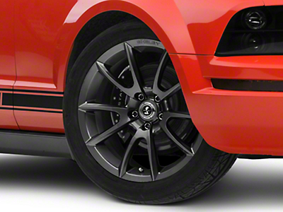 Shelby Super Snake Style Charcoal Wheel - 19x8.5 (05-14 All)