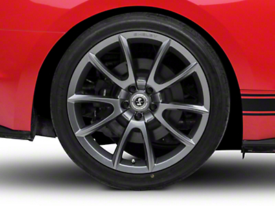 Shelby Super Snake Style Charcoal Wheel - 20x10 (15-16 All)