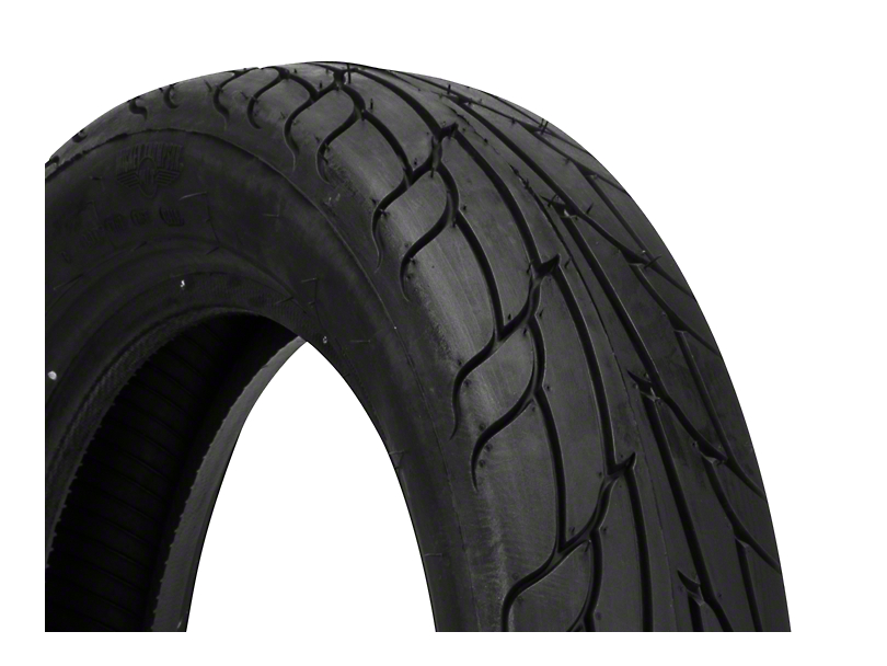 Mickey Thompson Sportsman SR Front Drag Tire - 26x6-17