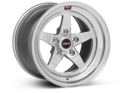 Weld Racing RT-S S71 Polished Wheel - 15X10 (94-04 All)