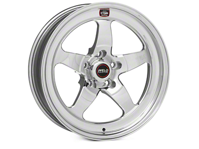 Weld Racing RT-S S71 Polished Wheel - 17X5 (11-14 Brembo GT; 12-13 BOSS; 07-12 GT500)