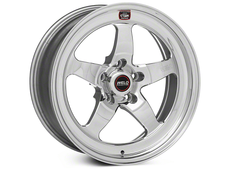 Weld Racing RT-S S71 Polished Wheel - 17X7 (11-14 Brembo GT; 12-13 BOSS; 07-12 GT500)