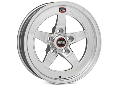 Weld Racing RT-S S71 Polished Wheel - 15X4 (05-10 GT, V6)