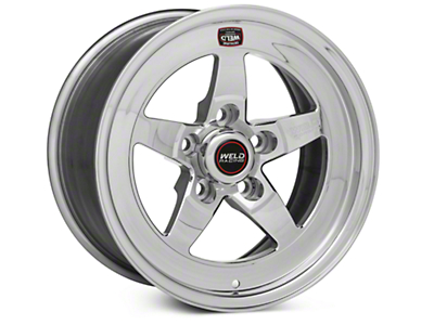 Weld Racing RT-S S71 Polished Wheel - 15X8 (05-10 GT, V6)