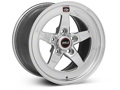 Weld Racing RT-S S71 Polished Wheel - 15X10 (05-10 V6; 05-14 GT; 07-12 GT500)