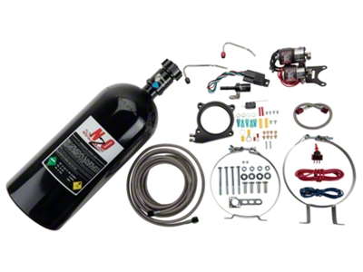 Nitrous Outlet Plate System (11-16 GT)