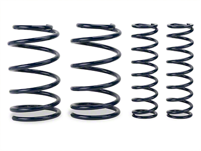 Steeda Sport Springs - Coupe (11-14 V6)