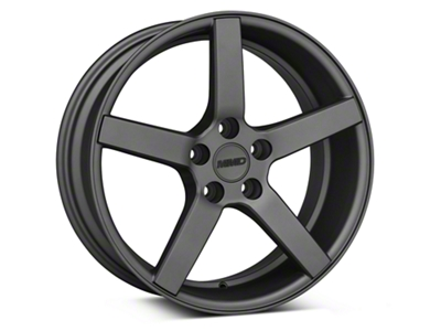 MMD 551C Charcoal Wheel - 18x8 (05-14 All)