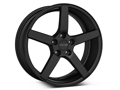 MMD 551C Matte Black Wheel - 18x8 (05-10 GT; 05-14 V6)