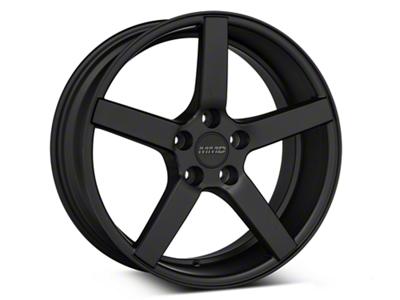 MMD 551C Matte Black Wheel - 18x8 (94-04 All)