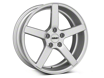MMD 551C Silver Wheel - 18x8 (05-14 All)