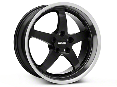 MMD Kage Black Wheel - 18X9 (94-04 All)