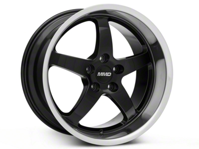 MMD Kage Black Wheel - 18X10 (94-04 All)