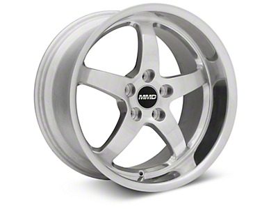 MMD Kage Polished Wheel - 18X10 (94-04 All)