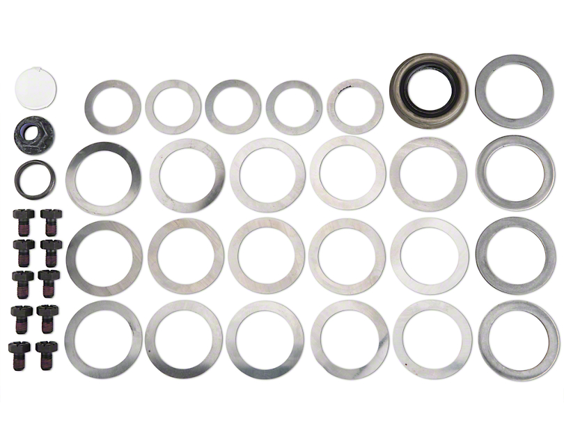 Ford Racing Ring & Pinion Installation Kit - No Bearings - 8.8in (86-14 V8, 11-14 V6)