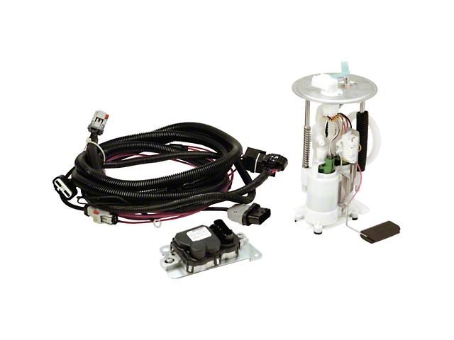 ford performance mustang dual fuel pump kit m 9407 msvta. Black Bedroom Furniture Sets. Home Design Ideas
