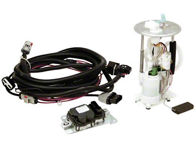 Ford Racing High Performance Dual Fuel Pump Kit (10 GT)