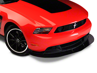 Ford Racing BOSS 302 Laguna Seca Front Splitter w/o Bracket (10-12 GT/CS)