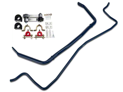 Ford Racing Sway Bar Kit - Coupe (05-14 V6)