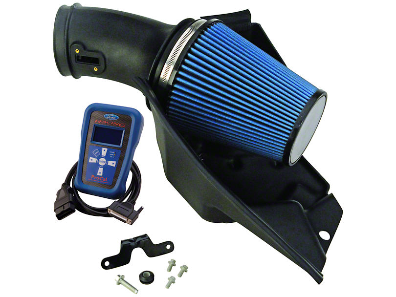 Ford Racing 113mm Cold Air Intake Kit w/ Pro-Cal voucher (07-09 GT500)