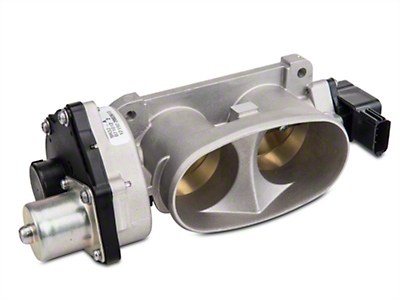 Ford Racing Stock Replacement Twin 55mm Throttle Body (05-10 GT)