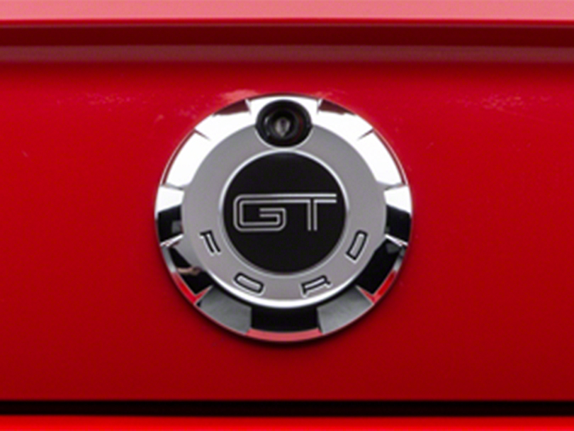 Ford GT Rear Decklid Emblem (05-09)