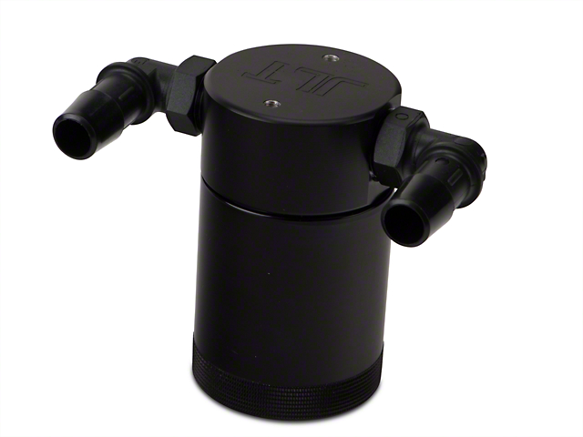 JLT Black Oil Separator - Driver Side (99-04 GT, Bullitt)