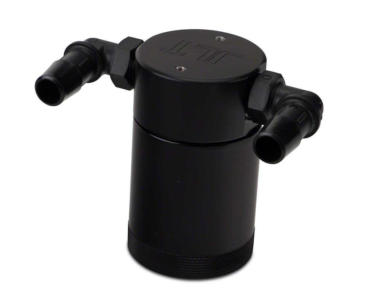 JLT Black Oil Separator - Driver Side (99-04 GT, Bullitt)