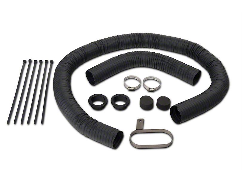 JLT Fresh Air Kit - Black Bezels (07-09 GT500)