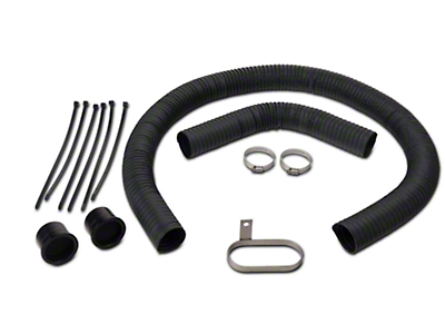 JLT Fresh Air Kit - Black Bezels (05-09 GT)