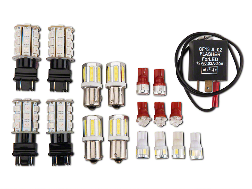Exterior LED Conversion Upgrade Kit (Late 87-88 All)