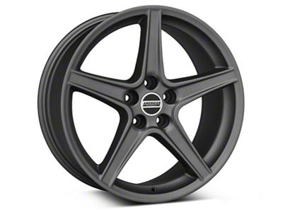 Saleen Style Charcoal Wheel - 19x8.5 (05-14 GT, V6)